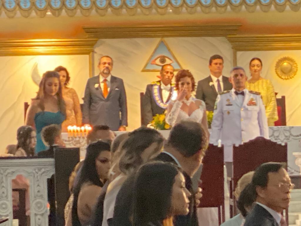 Resultado de imagem para casamento da deputada Carla Zambelli (PSL-SP)