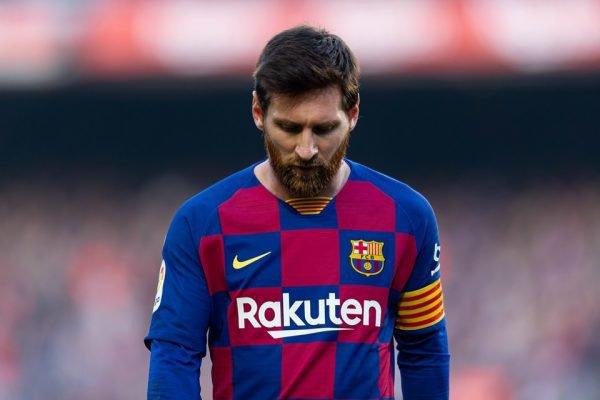 LA Galaxy sonha com Lionel Messi em 2021, diz rádio argentina