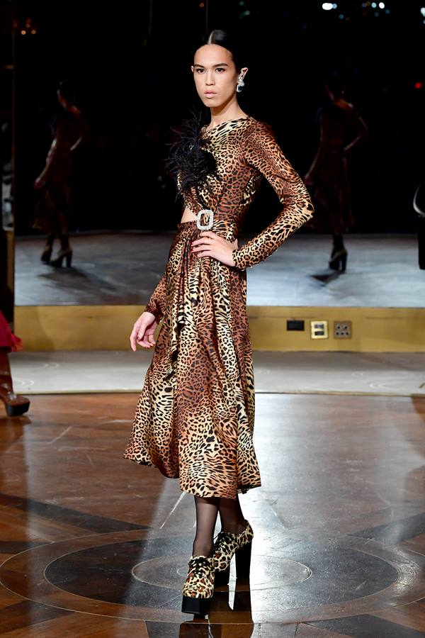 Slaven Vlasic/Getty Images for NYFW: The Shows