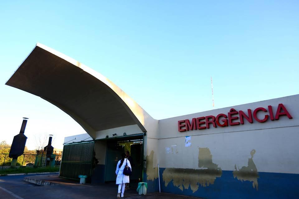 Emergência do HRT