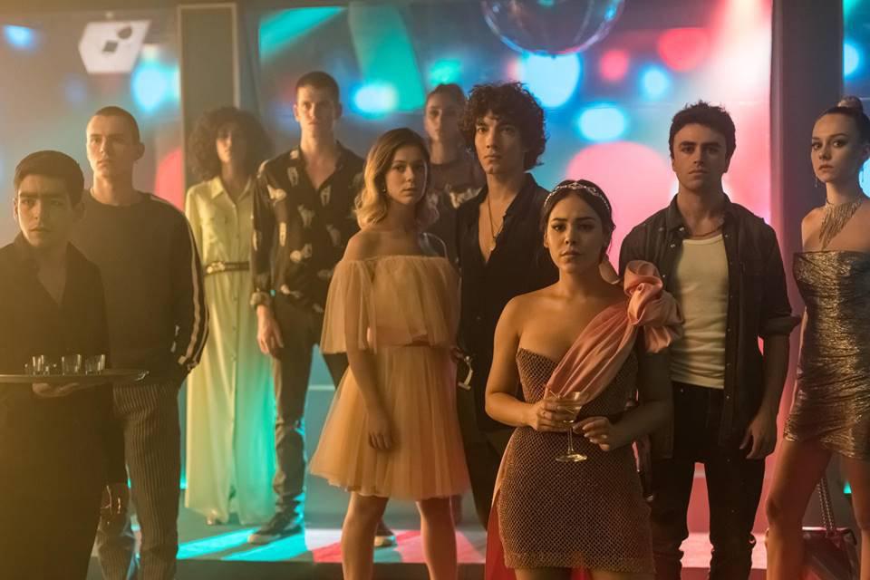 Personagens da terceira temporada de Elite da Netflix