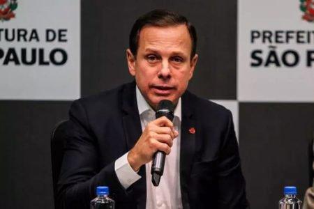 João Doria, governador de SP