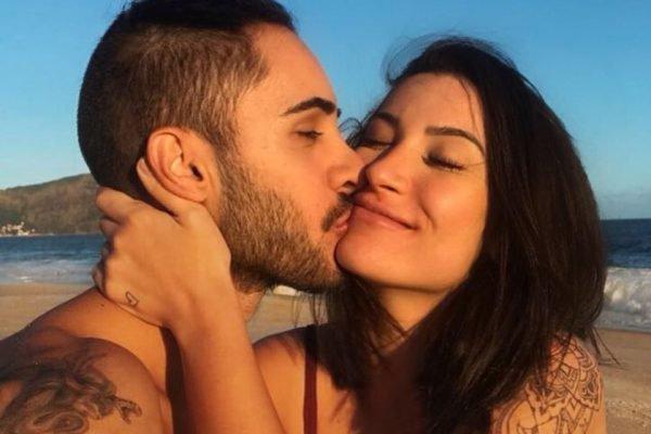 Diogo Melin e Bianca Andrade