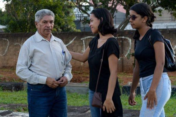 Cícero José de Oliveira, pai de Camila de Oliveira, vítima de Feminicídio no DF