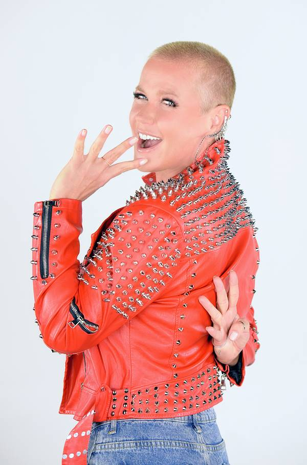 Xuxa no the Four