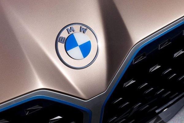 Novo logotipo da BMW