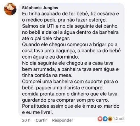 desabafo on-line