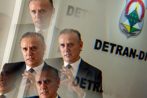 Zélio Maia da Rocha, novo diretor-geral do Detran
