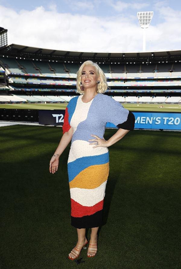 Katy Perry grávida
