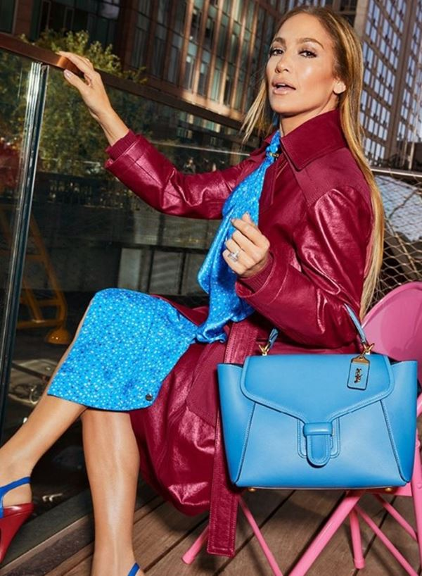 The Bag Jennifer Lopez