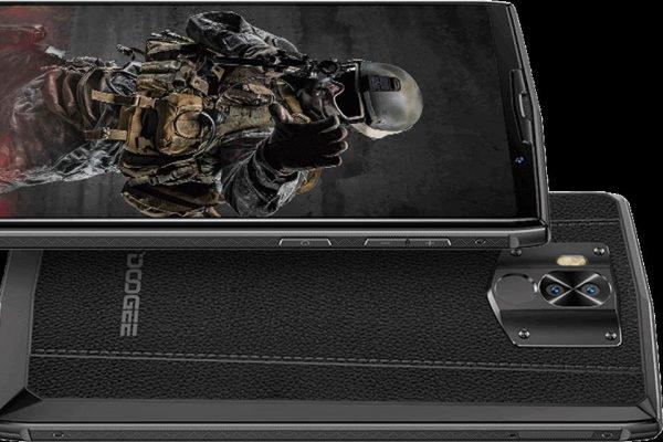 Doogee N100, o smartphone com bateria de 10.000 mAh