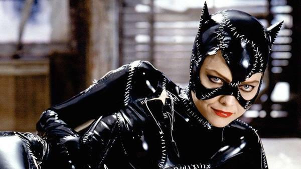 Mulher Gato em Batman: O Retorno