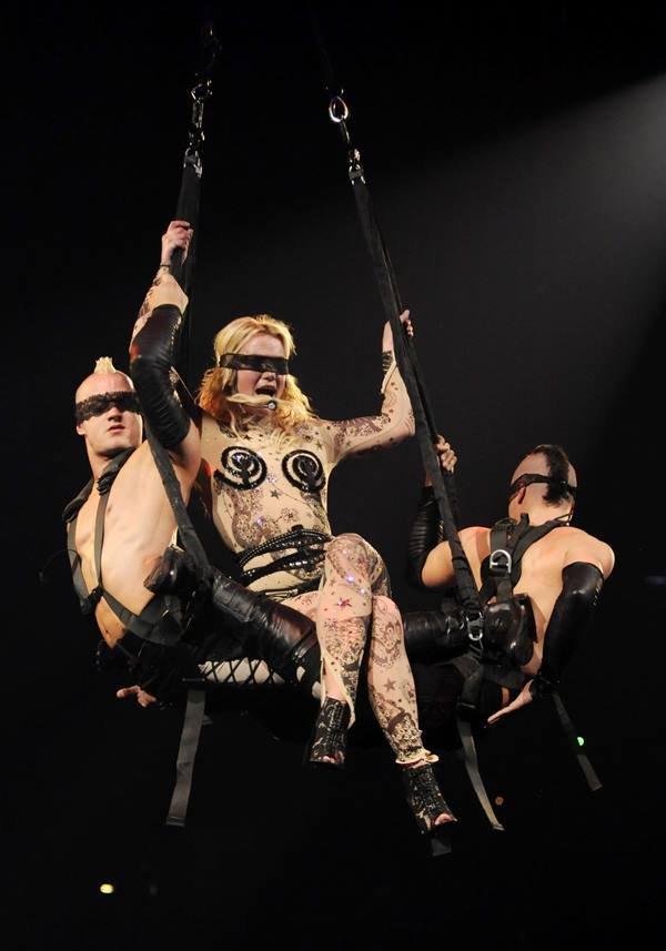 Britney Spears na turnê Circus