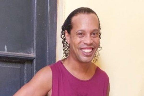 Ronaldinho Gaúcho na prisão