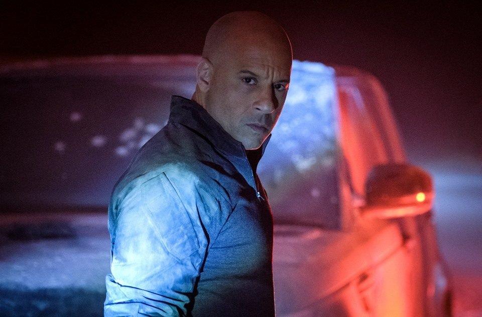 Vin Diesel em Bloodshot