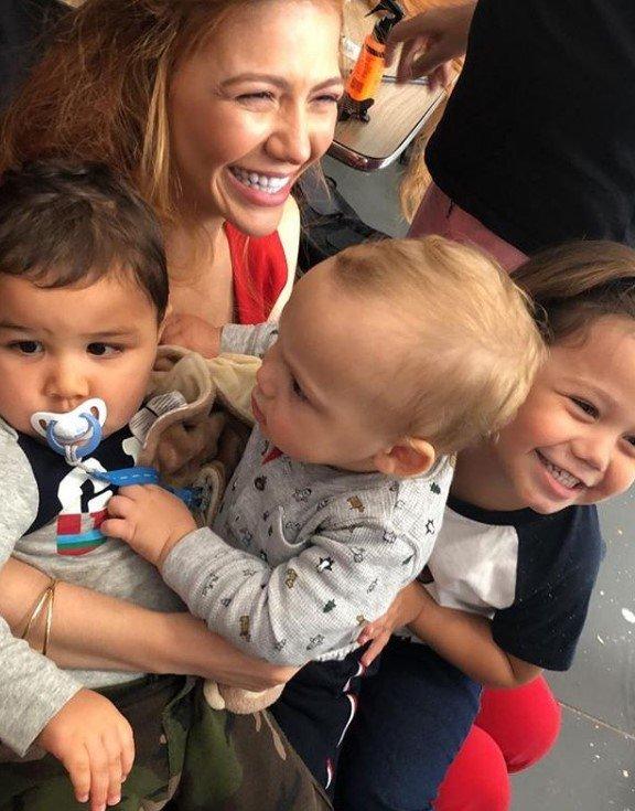 Os bebês da família Poncio
