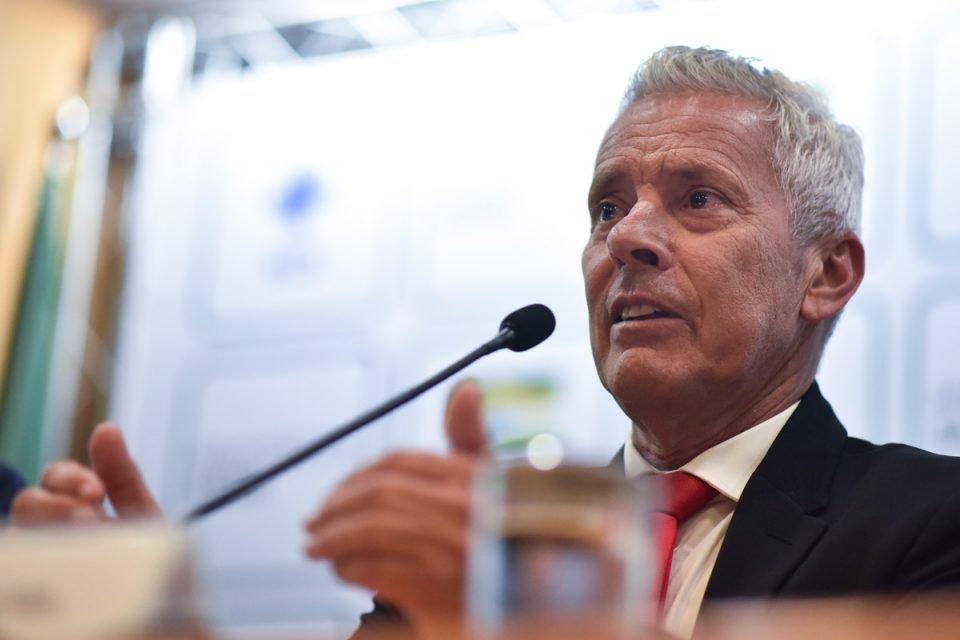 Secretário executivo do Ministério da Saúde, João Gabbardo dos Reis