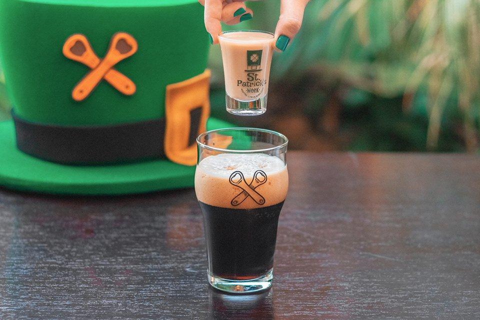 Drinque Irish Car Bomb