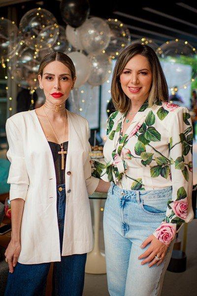 Anna Carolina Noronha e Fabiana Ortega