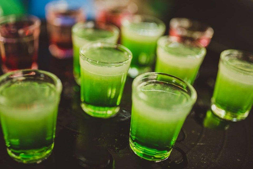 Delta Bar, drinque Kamikaze