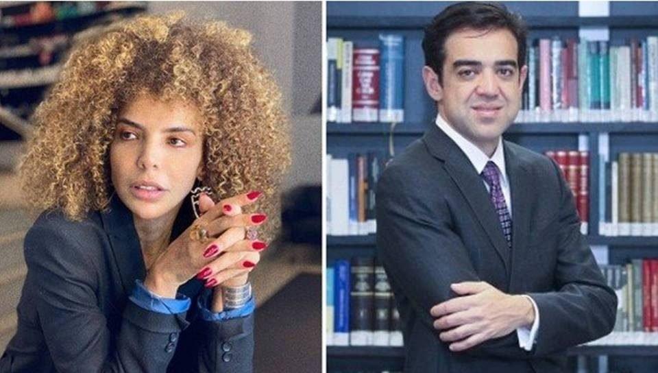 Vanessa da Mata e Bruno Dantas