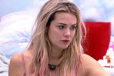 Marcela do BBB20 dentro do reality show