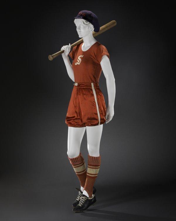 Uniforme de beisebol dos anos 1930