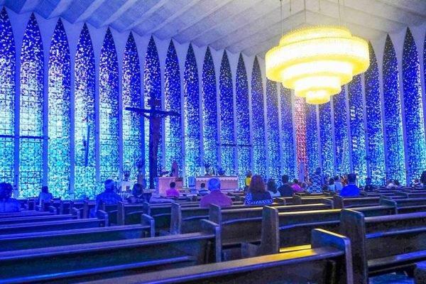 Igreja dom bosco em brasília
