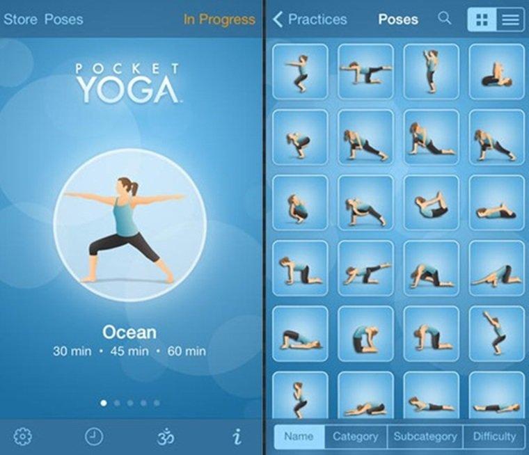 app pocket yoga
