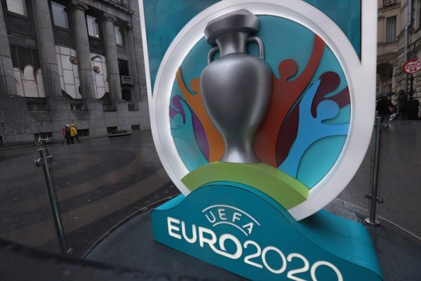 Logo da Eurocopa 2020