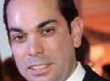 Presidente do Grupo CVPAR, Cláudio Henrique do Vale Vieira