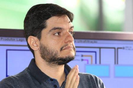 Rodrigo Delmasso, vice-presidente da CLDF