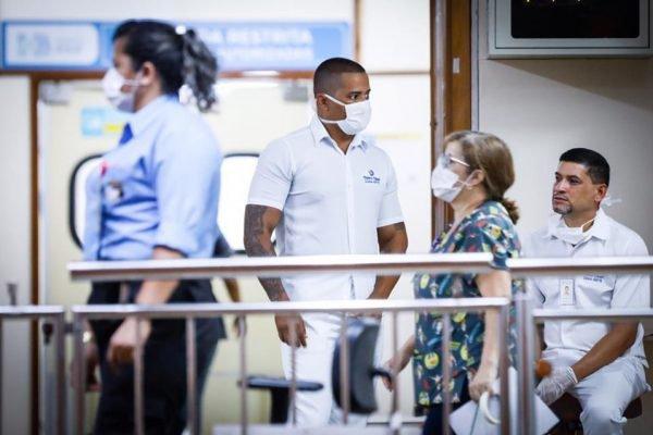 Hospital Regional da Asa Norte, referência no tratamento do coronavírus