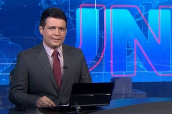 Marcelo Magno no Jornal Nacional