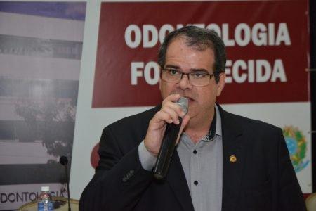 Juliano do Vale, presidente do CFO