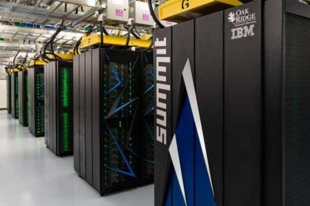 Supercomputador summit da IBM