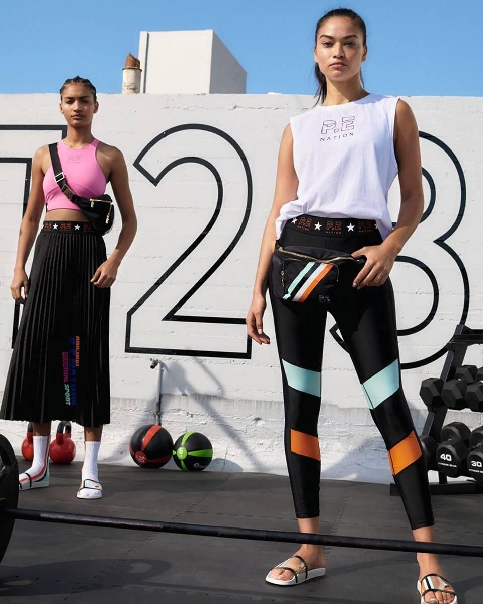 Peças da fast fashion sueca H&M