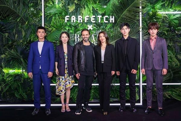 Empresários da Farfetch