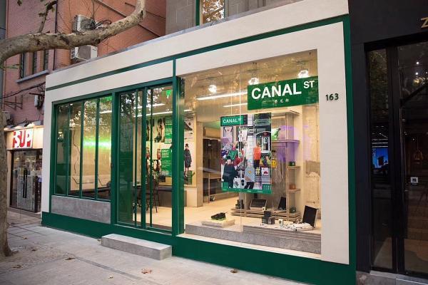 Fachada Canal Street