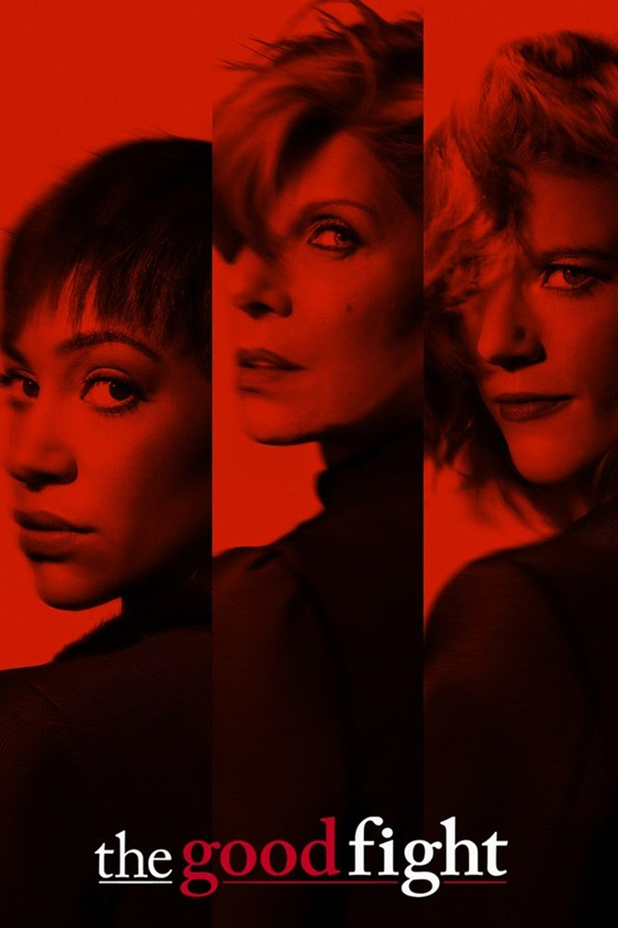 Cartaz da série The Good Fight