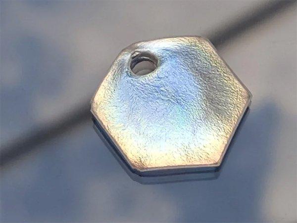 Paetê holográfico