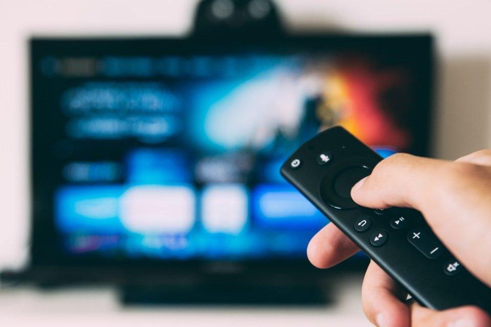 Controle de TV