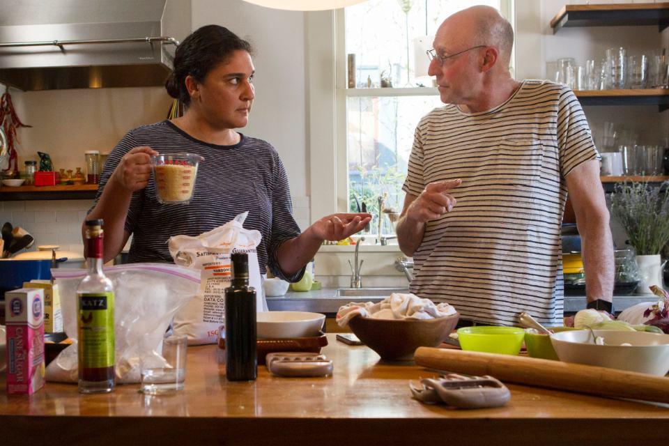 Cocinado por Samin Nosrat y Michael Polan M