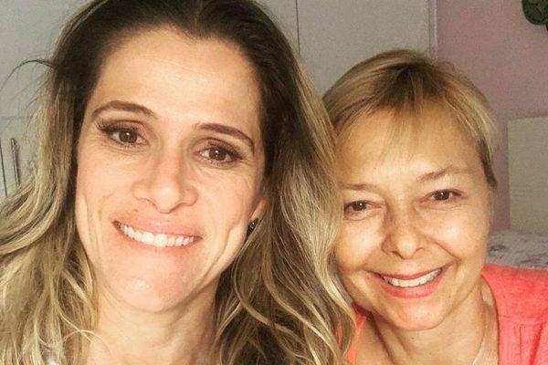 Ingrid Guimarães e Marianne Ebert
