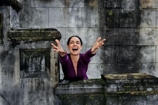 Sonia Braga por Steve McCurry em 2013