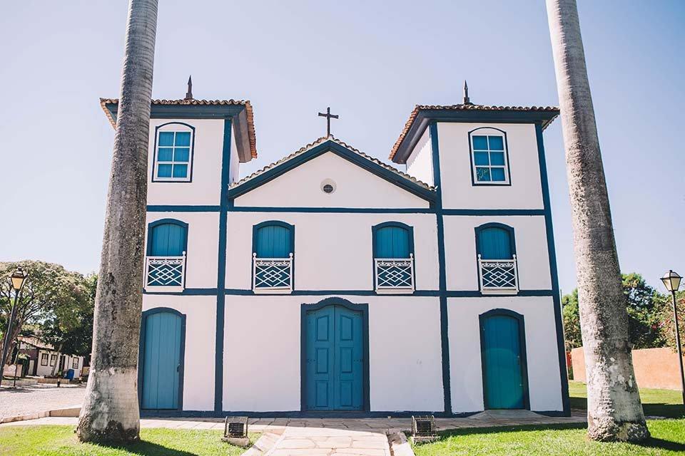 igreja do bonfim pirenópolis