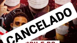 Facção pede cancelamento de bailes no RJ