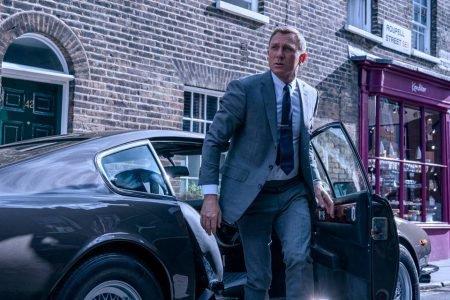 Daniel Craig em 007: Sem Tempo Para Morrer