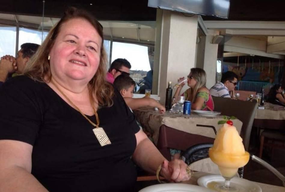 Viviane Rocha, primeira vítima do DF de coronavírus