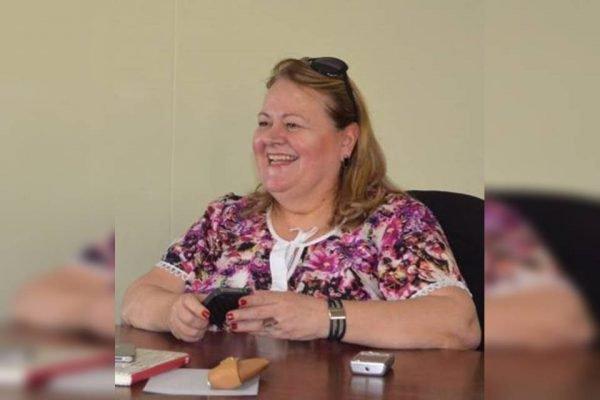 Viviane Rocha de Luiz, primeira vítima do coronavírus no DF